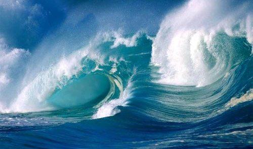 La magia del mar