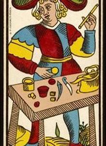 El Mago, el arcano del poder personal