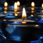 Ritual con velas, magia en sus colores