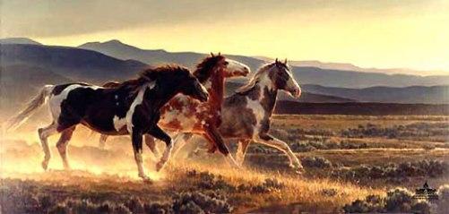 Soñar con caballos, proyectos que avanzan