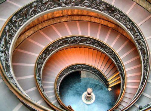 Una escalera en tus sueños