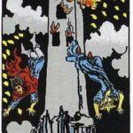 La Torre en el Tarot, el rayo que te libera