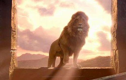 Aslan, el leon