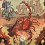 Escorpio, signo de fuerzas incontrolables