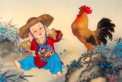 Gallo en el horóscopo chino