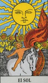 El Sol en el Tarot, claridad sobre las sombras