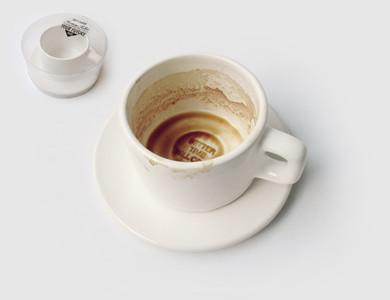 Leer el futuro en los posos del café