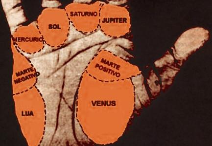 Interpretar las rayas de la mano