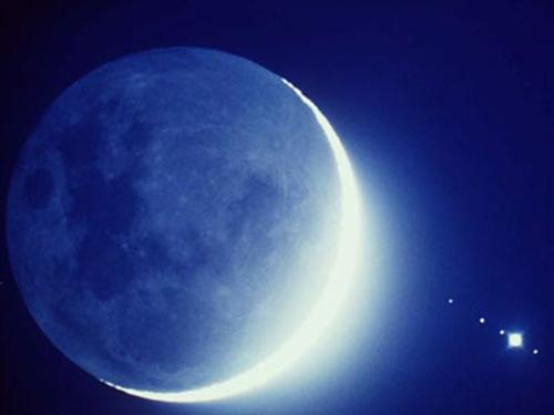 El fenómeno de la Luna azul