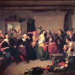 Caza de brujas en la ciudad de Salem