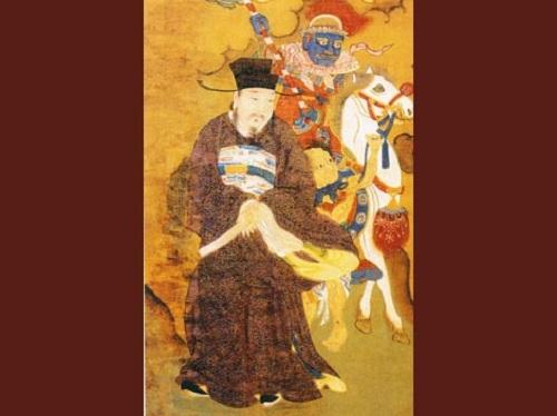 dios guardian taoista