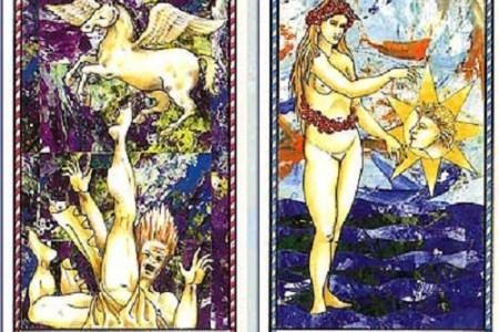 El mundo del Inconsciente en el Tarot