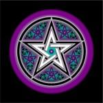 Significado del símbolo del Pentáculo en un círculo