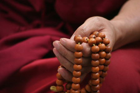 Rito funerario del Tíbet