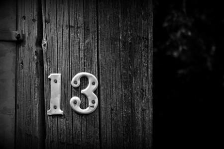 La cara positiva del número 13