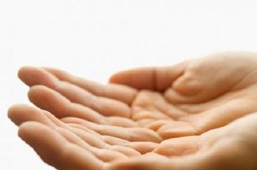 Palmas de las manos