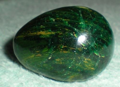 Piedra preciosa jadeíta