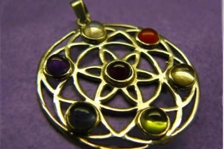 Amuletos tibetanos contra energías negativas