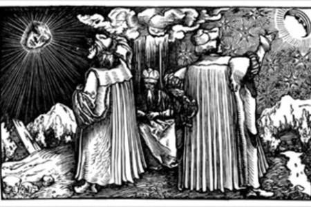 Elementos mágicos en la Edad Media