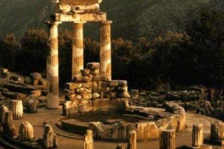 Los griegos y el oráculo de Delfos