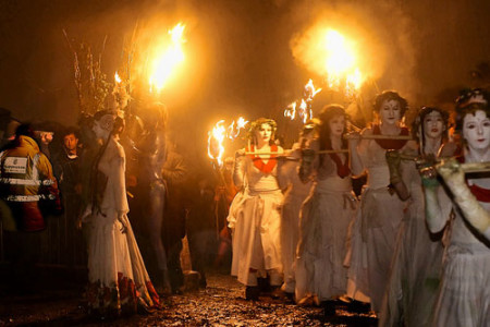 Celebraciones celtas
