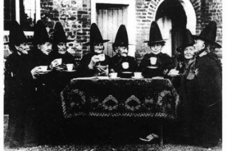 Aquelarres, orígenes de la brujería