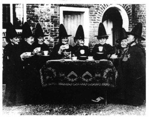 Reunion de brujas