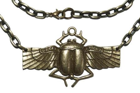 Escarabeo, amuleto del Antiguo Egipto