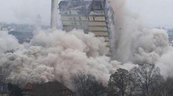 Demolicion controlada
